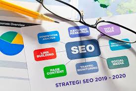 אסטרטגיית קידום אתרים